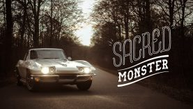 This 1965 Corvette Stingray Is A Sacred Monster
