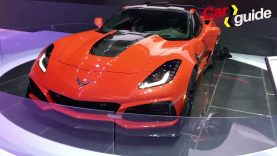 2019 Chevrolet Corvette ZR1 Comprehensive launch video