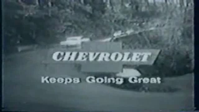 1963 Corvette Commercial