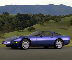 C4 Corvette Jigsaw Puzzles