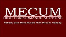 1953 Corvette at Mecum Auction