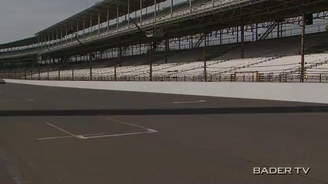 2013 Corvette ZR1 Indy Pace Car Runs the Brickyard
