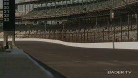 Indy 500 Polesitter Ryan Briscoe Drives 2013 ZR1 Pace Car
