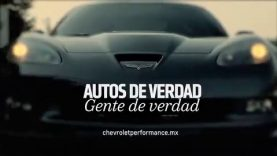 TV Commercial: Chevrolet Corvette in its Purest Form