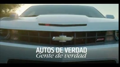 Chevrolet Corvette – Mexican Commercial