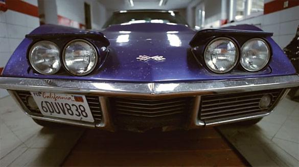 1968 Corvette Time-Lapse Tear Down – Part 2 of 2