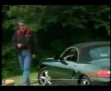 Review: Car and Driver TV Reviews the 2001 Corvette Z06