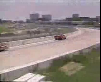 1990 Corvette Commercial