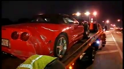 Corvette C5 Crash in Florida