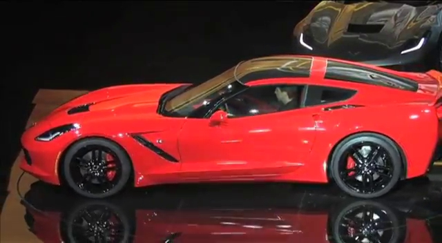 2014 Corvette Stingray – Sneak Peek for Insiders
