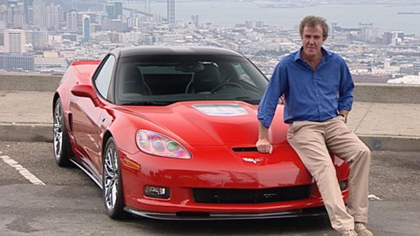 Jeremy Clarkson Reviews the 2009 Corvette ZR1
