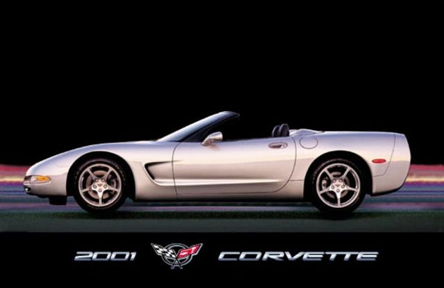 2001 Corvette Owner's Video