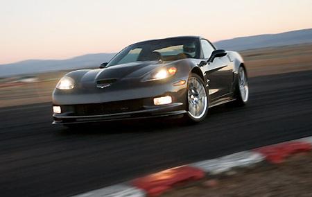 2009 Corvette ZR1 Commercial