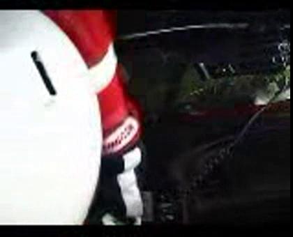 Grattan C5 Corvette Wreck
