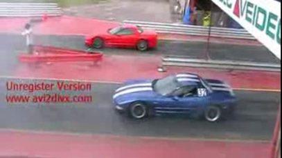 Vortech Blown C5 Corvette vs C3 Corvette