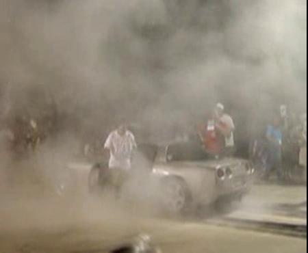 Insane C5 Corvette Burnout