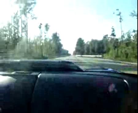 150 mph in a 1996 Corvette Grand Sport