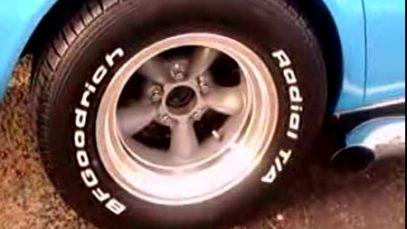 1969 Chevy Corvette – The B. F. Goodrich Promo Car
