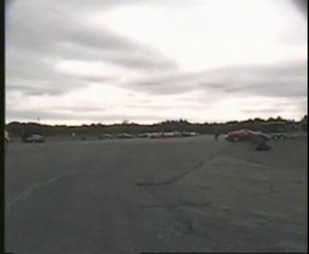 1.6 Mile Autocross in a 2005 Corvette