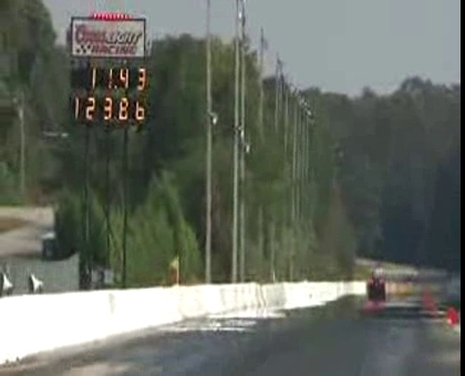 2008 Corvette Z06 runs 11.43 at 123.86
