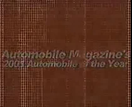 2001 Z06 Corvette Commercial
