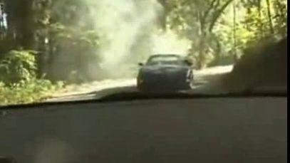 Back Road Adventure Leaves Corvette Busted