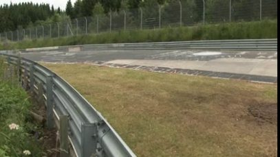 Corvette ZR1 at the Nurburgring in HD