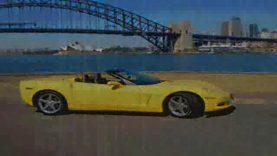 Australian C6 Corvette Video (BADVET)