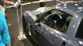 2011 Corvette Z06 Carbon at Barrett Jackson