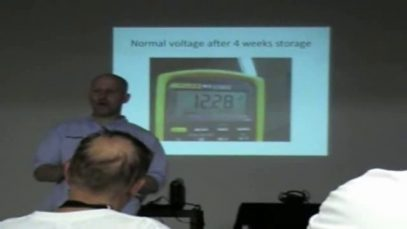 Paul Koerner Seminar on Corvette C5 Column Lock Issues