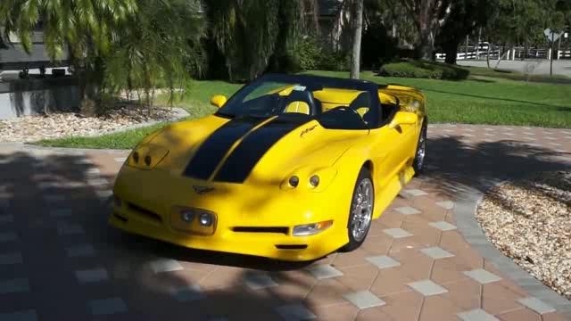2000 Custom Lingenfelter Corvette Supercharged
