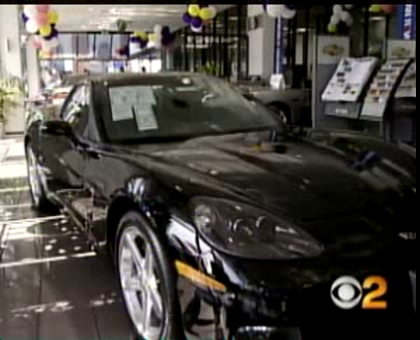 GM Recalls 2005 Corvettes