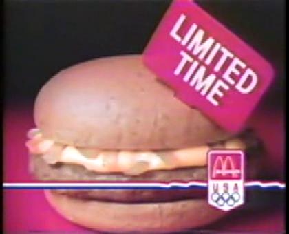 McDonalds Cheddar Melt – C4 Corvette
