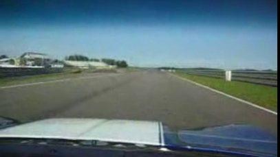 1996 Corvette Grand Sport Trackday