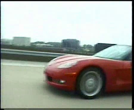 C5 Corvette Z06 beats C6 Corvette