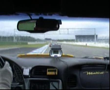 Mallett C5 Corvette chasing a modified C6 Corvette Z06