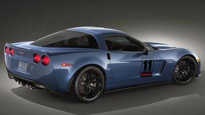 Corvette Z06 Carbon Edition