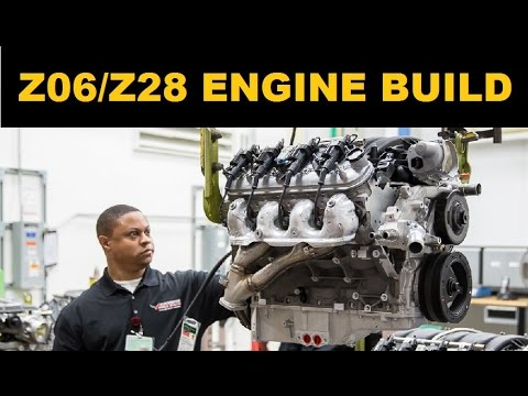 corvette-z06-ls7-engine-build-video