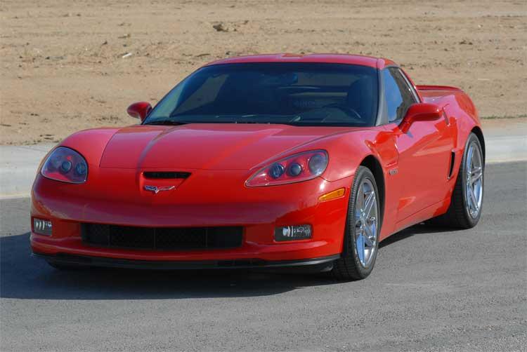 2007 Chervolet Corvette Promo