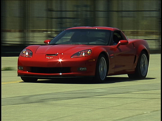 2007 Chevrolet Corvette Z06 – Cnet TV