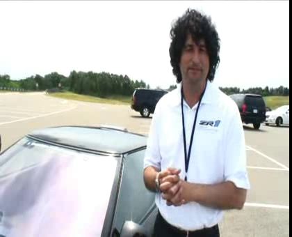 Harlan Charles Explains the C4 Corvette ZR-1 Active Suspension