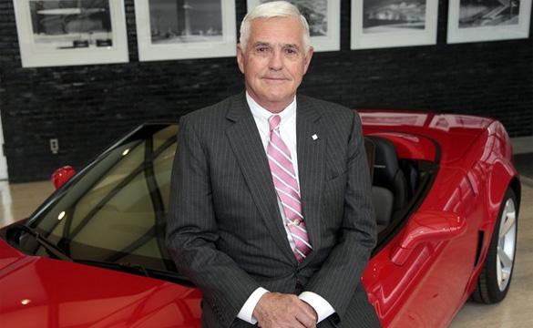 Interview: Bob Lutz and the 2009 Corvette ZR1