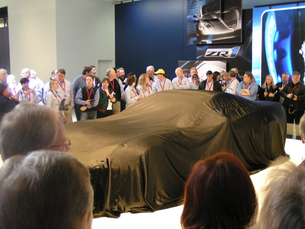 Interview: Tom Wallace and the 2009 Corvette ZR1