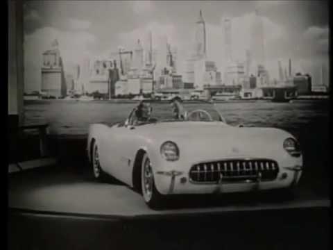 1953 GM Corvette Motorama video.wmv