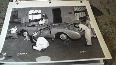 1956 SR2 Corvette Part 1