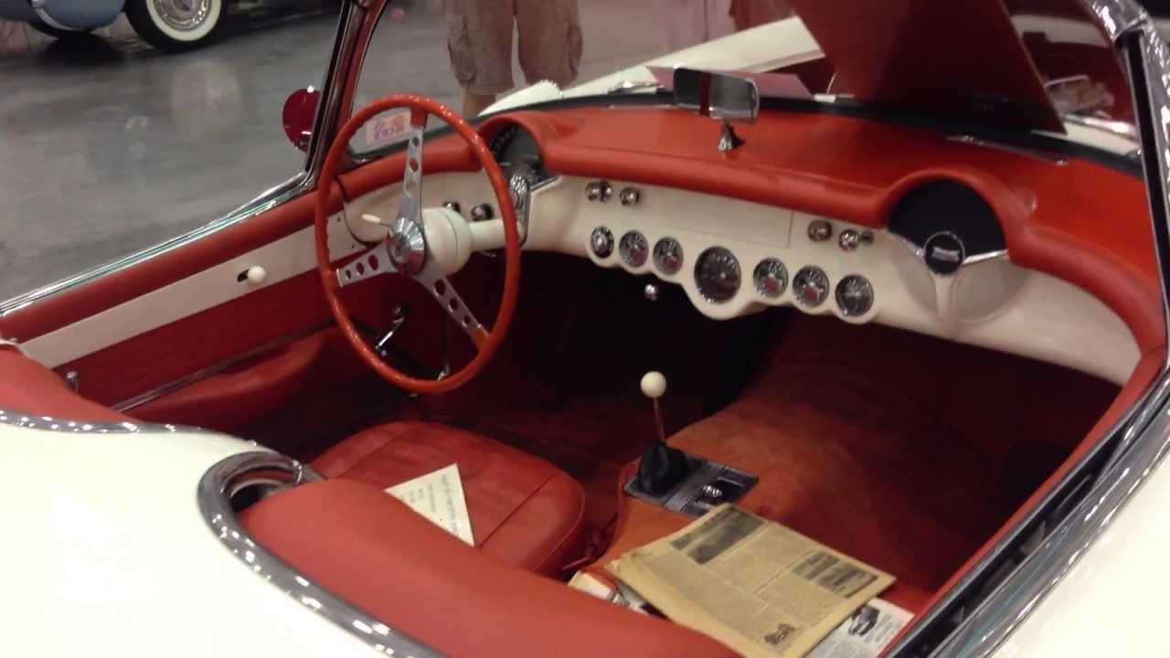 1957 F1 Corvette Roadster 2013 NCRS Convention Hampton VA