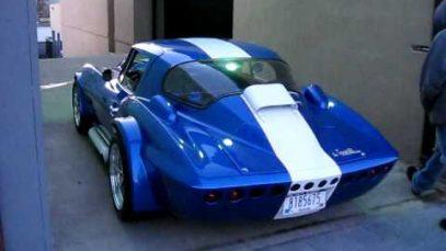 1963 Corvette Grand Sport Coupe (Mongoose Replica)