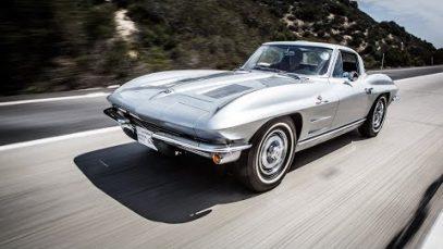 1963 Corvette Stingray – Jay Leno's Garage