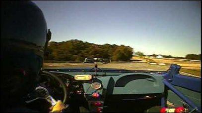 1963 Grand Sport Corvette built by Duntov Motor Company at the SVRA Road Atlanta Season Finale
