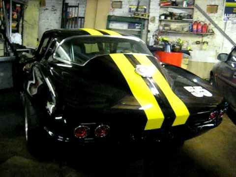 1965 Chevrolet Corvette C2 engine sound